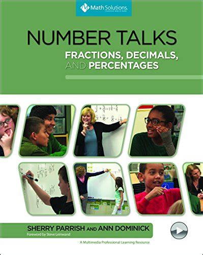 number talks whole number computation grades k 5 biography of author sherry parrish booking appearances