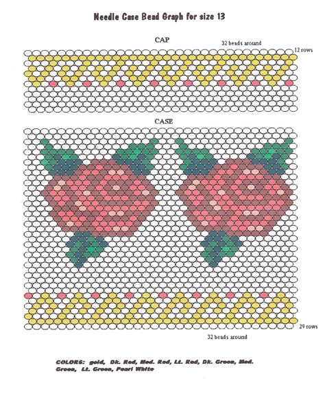 bead designs free seed beading patterns patterns gallery