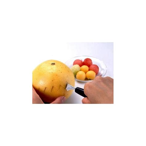 decorative fruits decorative fruit carving knife and scoop large for bento
