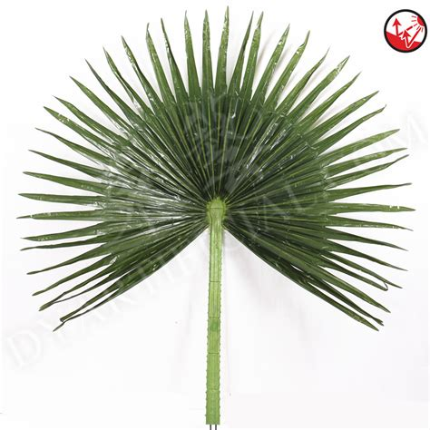outdoor artificial tree outdoor uv protection artificial palm tree leaf 180cm dongyi