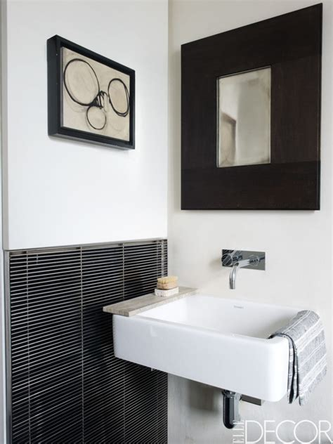 Black And White Bathroom Decor Pictures by Black And White Bathroom Decor Design Ideas Black And
