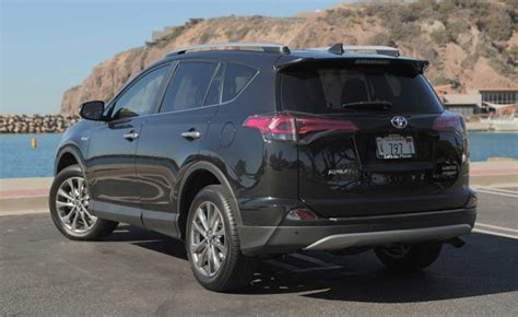Toyota Rav4 Reviews 2016 by 2016 Toyota Rav4 Hybrid Review Autoguide News