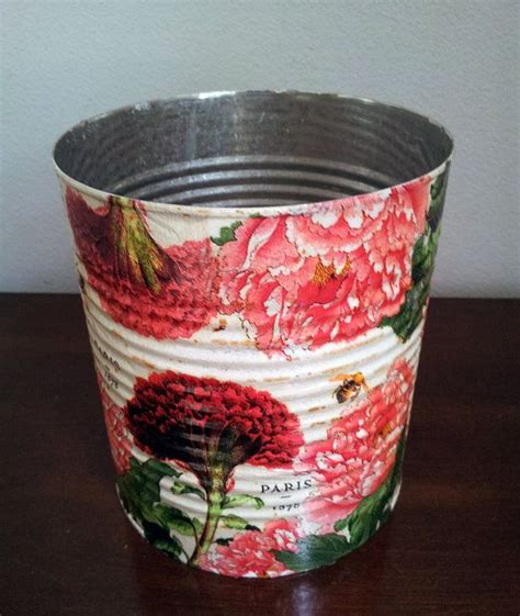 can you decoupage on metal best 20 decoupage tins ideas on decoupage