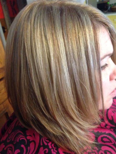 hair styles foil colours 3 color foil hair