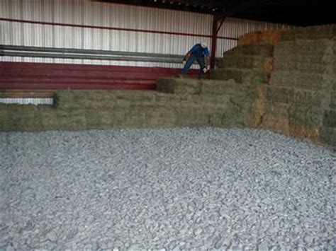 barn floor photo gallery hay barn floor