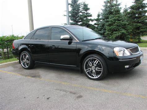 2007 Ford Five Hundred by Cezin 2007 Ford Five Hundred Specs Photos Modification