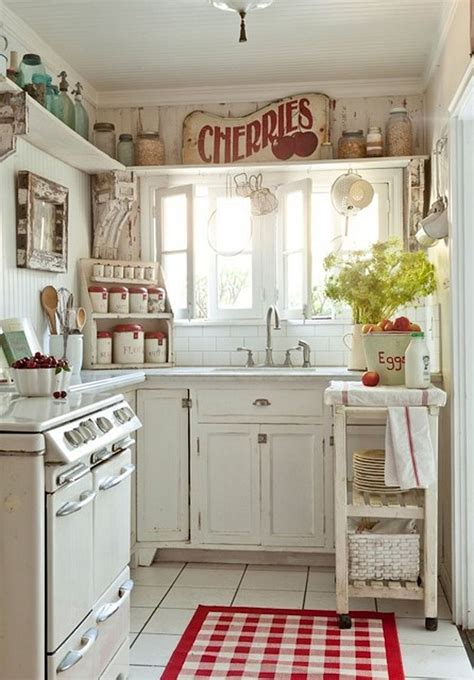 small cottage kitchen design 50 fabulous shabby chic kitchens that bowl you