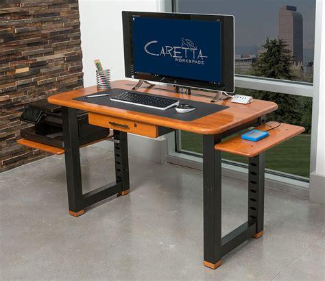 desk for small apartment small shelf for loft desk cherry caretta workspace