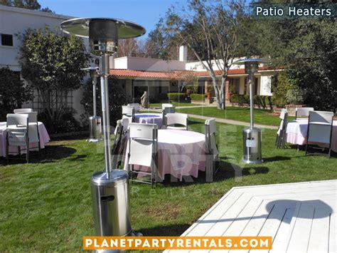 patio heaters rentals patio heaters