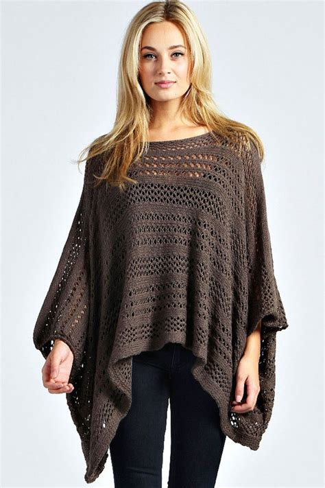 knitted ponchos 25 best images about knit poncho on poncho