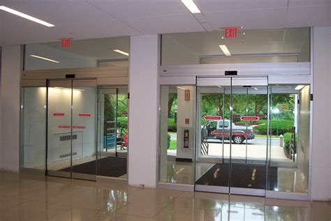 stanley glass doors stanley automatic sliding doors jacobhursh