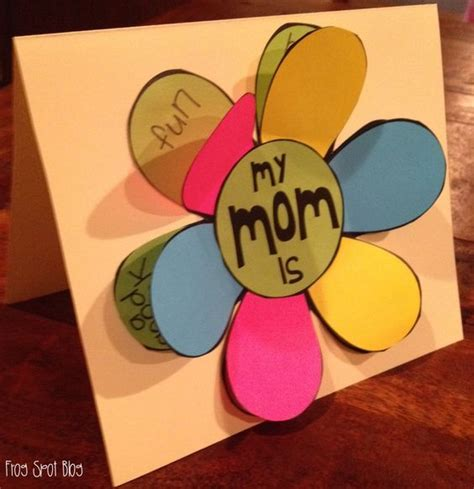mothers day crafts for to make s day craft ideas for preschoolers homesthetics