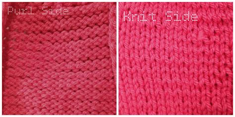 how to knit and purl in the same row knitting 101 purling for the knit of it