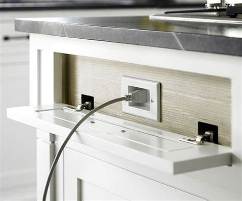 kitchen island electrical outlet best 25 kitchen outlets ideas on next