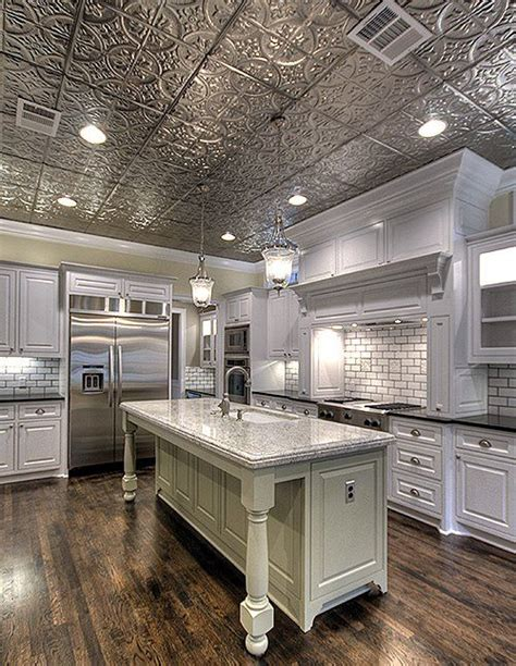 kitchen ceilings ideas 25 best ideas about tin ceilings on rustic