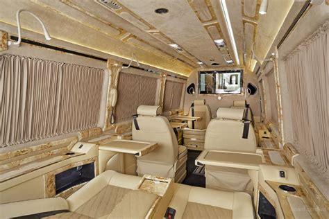 Mercedes Sprinter Luxury by Mercedes Sprinter Luxury Car Business Viano Exclusive