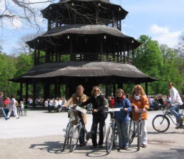 Englischer Garten München Fahrradverleih by Stadtf 252 Hrungen Veranstaltungen Bildergalerie