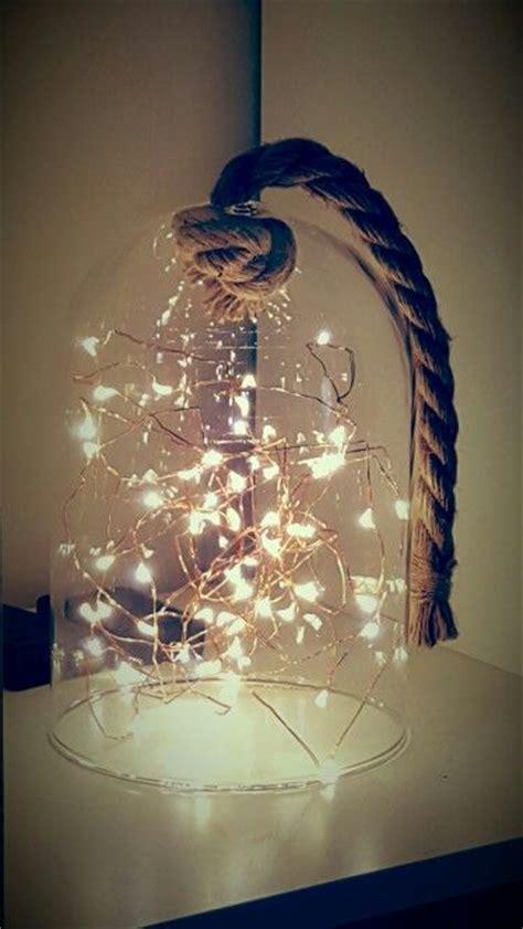 kmart lights kmart twinkle lights and the rope bell jar home decor
