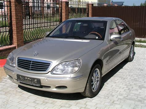 1999 Mercedes S500 For Sale by 1999 Mercedes S500 Pictures 5000cc Gasoline Fr Or