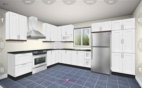 3d kitchen designer free eurostyle kitchen 3d design android apps on play