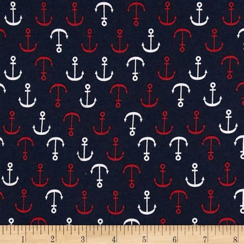 nautical knit fabric object moved