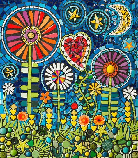 mosaic craft best 25 mosaics ideas on
