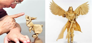 origami artists ikuzo origami