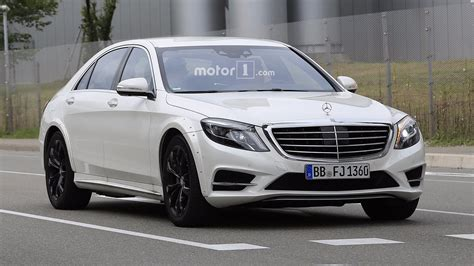 S Class Mercedes by 2020 Mercedes S Class Possibly Spied For The Time