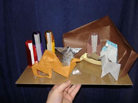 origami nativity easy origami nativity comot