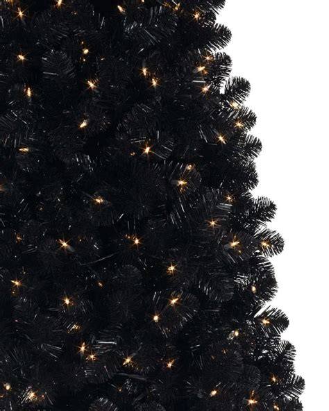 how to decorate tree lights 22 unique black tree d 233 cor ideas digsdigs