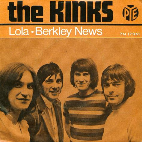 picture book the kinks lyrics lola berkeley mews
