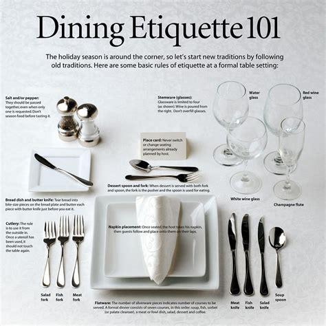 Dining Table Etiquettes Dining Etiquette Basics Popsugar Food
