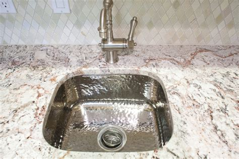 hammered stainless steel kitchen sink hammered stainless steel bar sink traditional kitchen
