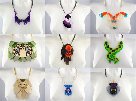 acrylic for jewelry kitsch the most acrylic jewelry