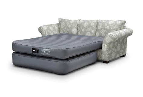 cozy sofa bed air mattress comfortable and supportive