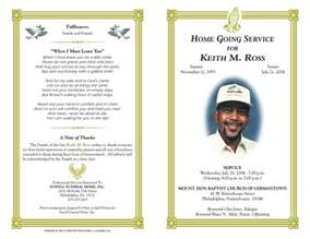 printable obituary template best template amp design images