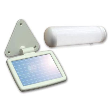 solar lights at home depot sunforce solar shed light