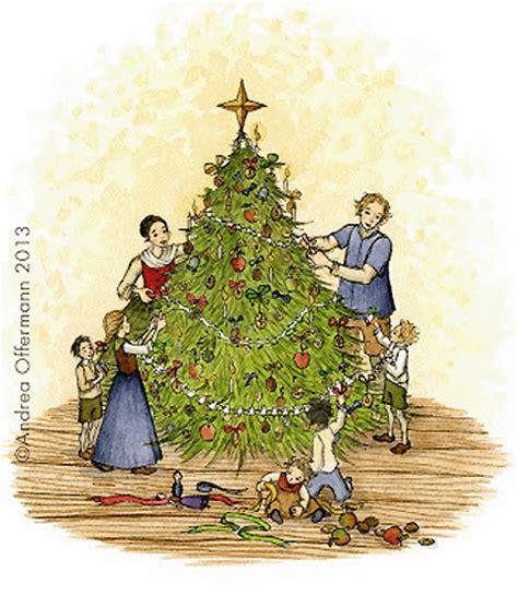 geschichte weihnachtsbaum christoph roos der weihnachtsbaum