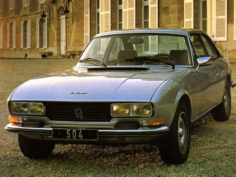 Peugeot 504 Coupe by Peugeot 504 Coupe Specs Photos 1974 1975 1976 1977