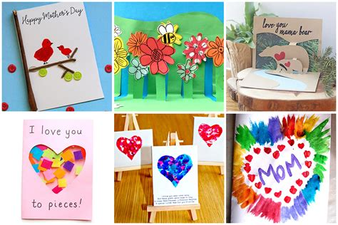 mothers day card ideas 12 s day card ideas to try the inspired home