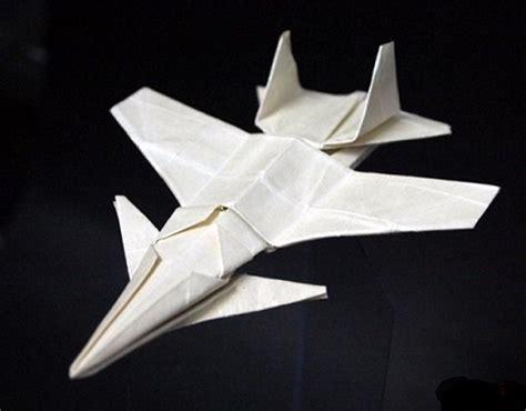 jet origami origami su27k fighter jet