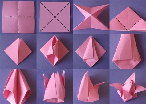 how do you make origami flowers 40 origami flowers you can do and design