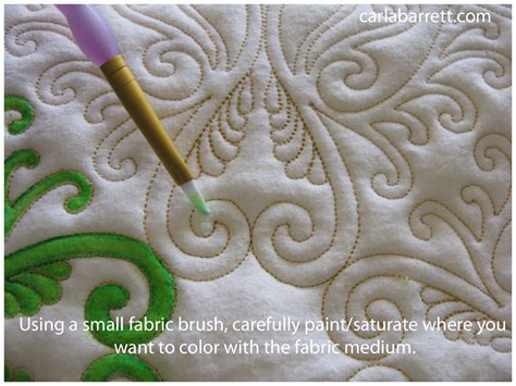 in the fabric paint inktense fabric paint tutorial carla barrett