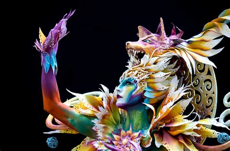 www painting festival world bodypainting festival 2015 in pictures world