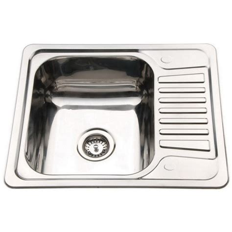 compact kitchen sinks small top mount inset stainless steel kitchen sinks with
