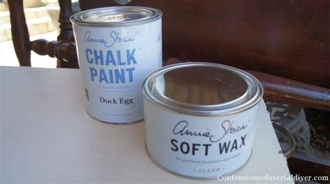 chalk paint not sticking what i brought home from lucketts confessions of a