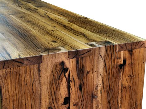 white oak custom woodworking reclaimed white oak wood countertop photo gallery by