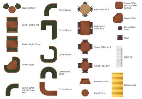 restaurant floor plan designer cafe and restaurant floor plan solution conceptdraw