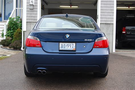 Bmw 545i by 2005 Bmw 545i With M Package Only 40k Excellent Cond