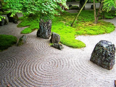 japanese rock gardens pictures japanese rock gardens